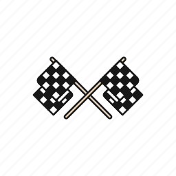finish, flag, lap, motogp icon
