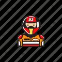 honda, marc marquez, motogp, repsol, rider icon