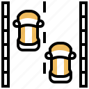 asphalt, distance, formula, racing, speed icon