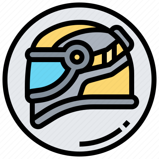 hat, headgear, helmet, protection, safety icon