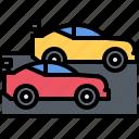 car, motor, race, racing, sports