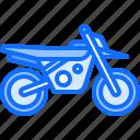 bike, motor, motorcycle, mountain, race, racing, sports icon
