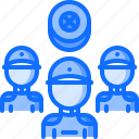 group, motor, people, race, racing, sports, team icon