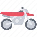 bike, motor, motorcycle, mountain, race, racing, sports icon
