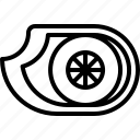 fire, motor, race, racing, speed, sports, wheel icon