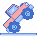 monster, show, truck, vehicle icon