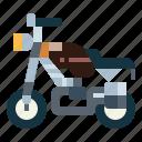 cruiser, motorbike, motorcycle, transportation, vehicle