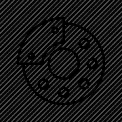 biker, motorbike, motorcycle, part, service icon