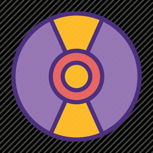 cinema, disk, film, media, movie, video icon