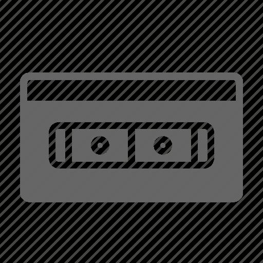 cassette, cinema, film, media, movie, video icon