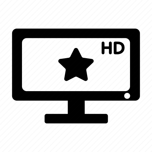 format, hdtv, monitor, movie, widescreen icon