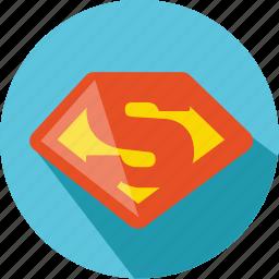 cartoon, hero, movie, super, superheroes, toon icon