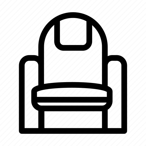 audience, chair, entertainment, movie, seat, theatre, theatre seat icon