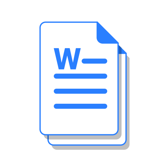 copy, doc, file, office, word icon