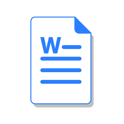 doc, file, ms, office, word icon