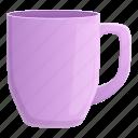 violet, mug