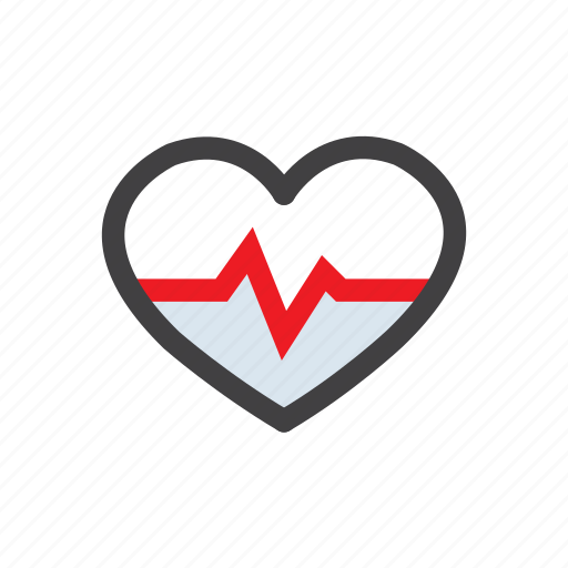 cardio, health, healthcare, heart, heartbeat icon