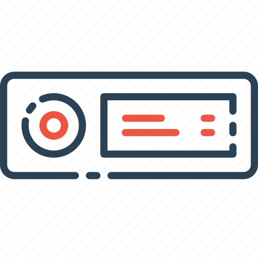 device, electronic, mp3, multimedia, music, sound icon