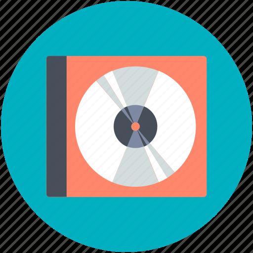 cd box, cd case, cd envelope, dvd box, dvd envelope icon