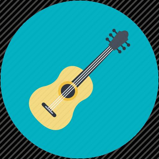 chordophone, fiddle, guitar, string instrument, violin icon
