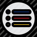 music, playlist, media, menu