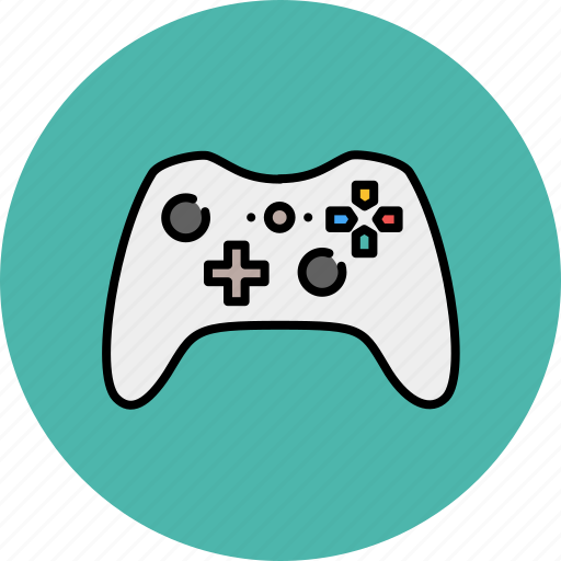 computer game, controller, game, gaming, joystick, video game icon