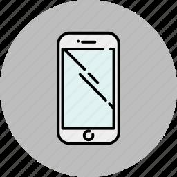 communication, device, multimedia, phone, smart, technology icon