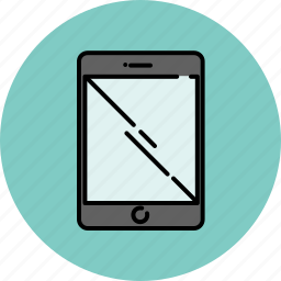 communication, multimedia, tablet, technology icon
