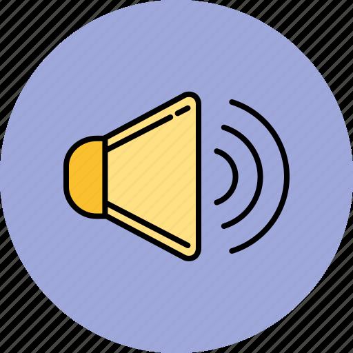 High, multimedia, sound, volume icon - Download on Iconfinder