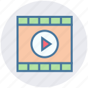 cinema, multimedia, film roll, movie film strip, camera, music, film