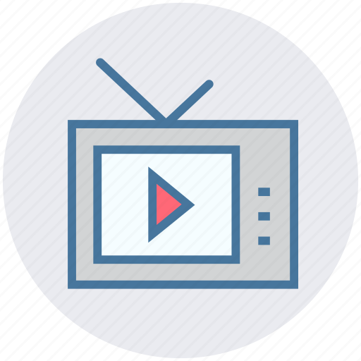 lcd, monitor, multimedia, screen, television, tv, watch icon