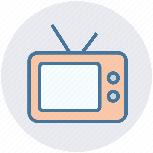 Lcd, monitor, multimedia, screen, television, tv, watch icon - Download on Iconfinder