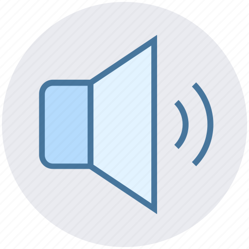 Loud, media, multimedia, music, playing, sound, speaker icon - Download on Iconfinder