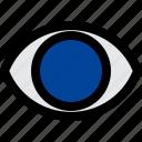 see, view, eye, vision