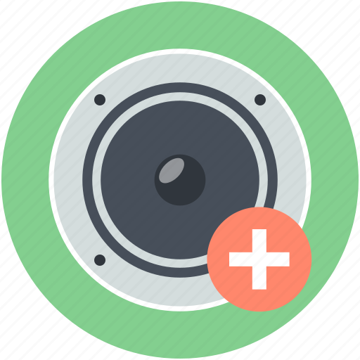 High volume, increase volume, loud, sound, speaker icon - Download on Iconfinder