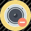 decrease volume, loud, low volume, sound, speaker