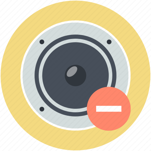 decrease volume, loud, low volume, sound, speaker icon