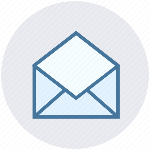 email envelope letter message open envelope open letter icon