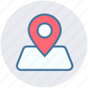 gps, location, map, map pin, marker, navigation, pin icon