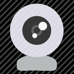 camera, cctv, multimedia, security icon
