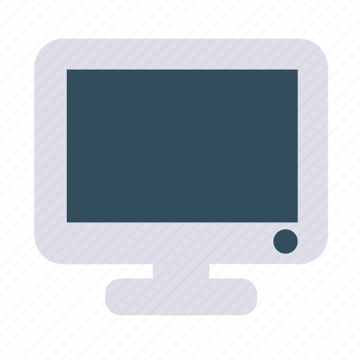 computer, desktop, lcd, monitor, multimedia, screen icon