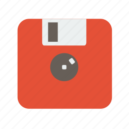 floppy disk, guardar, multimedia, save, storage icon