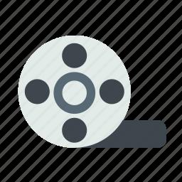 cinema, film, movie, multimedia icon