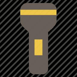 flash, flashlight, lamp, multimedia icon
