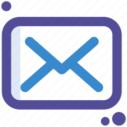 email, file, letter, mail, message, text icon