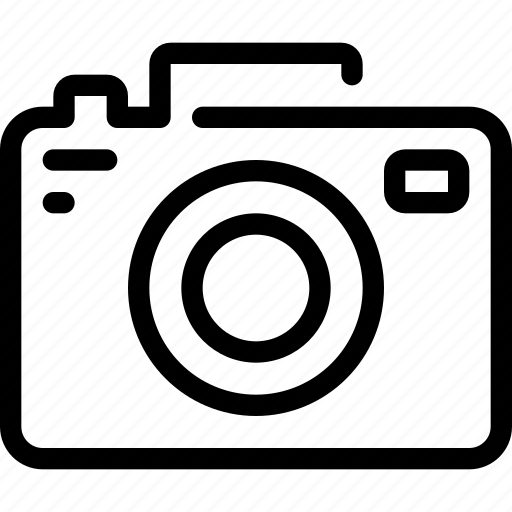 camera, digital, photography, technology, travel icon