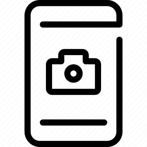 camera, device, mobile, photography, smartphone, technology icon