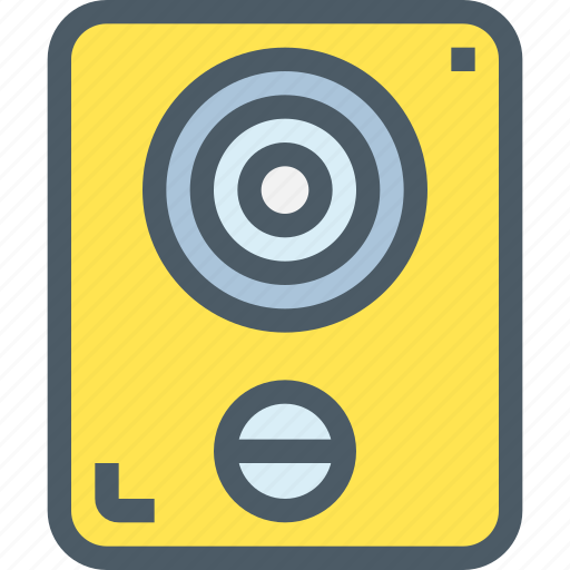 media, music, party, song, speaker icon