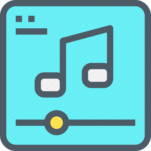 media, music, play, playing, song icon