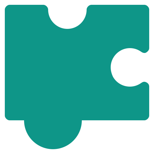 internet, marketing, multimedia, puzzle, solution icon